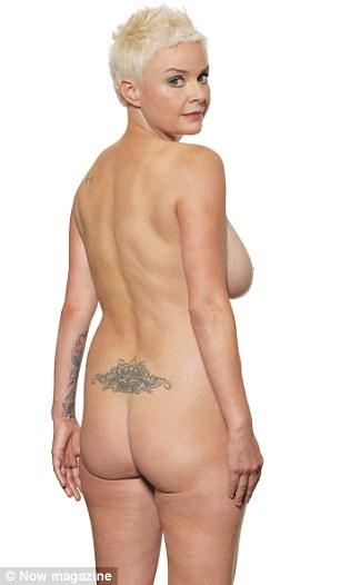 english girl back side naked
