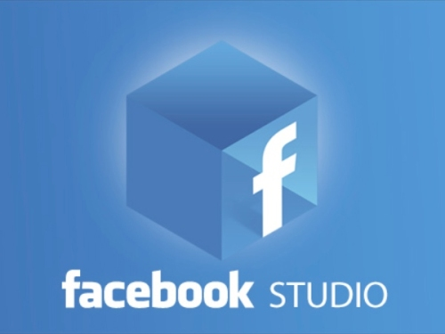 Facebook Studio Logo